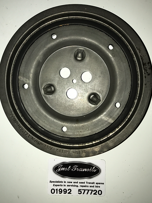 Genuine Ford Transit MK7 2.4 RWD new crank pully