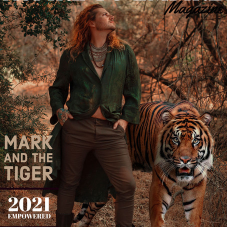 IF WE WERE IN AN ALTERNATE REALITY, CAN YOU GUESS WHAT MARK & THE TIGER'S DREAM PET WOULD BE?!