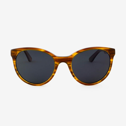 Biscayne - Acetate & Wood Sunglasses