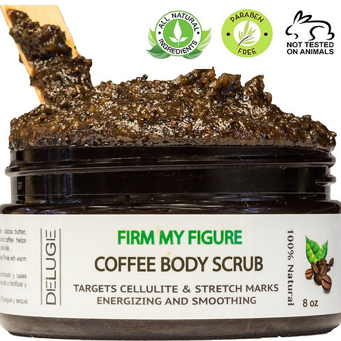Coffee Scrub for Face and Body