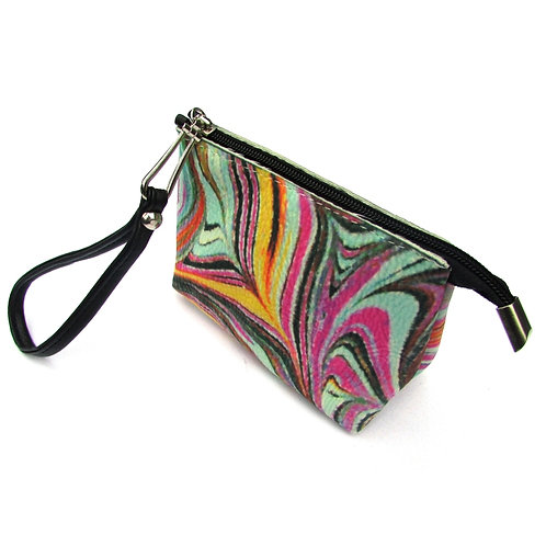 Ebru Wristlet Bag