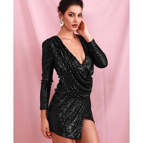 Taylor Plunge Dress