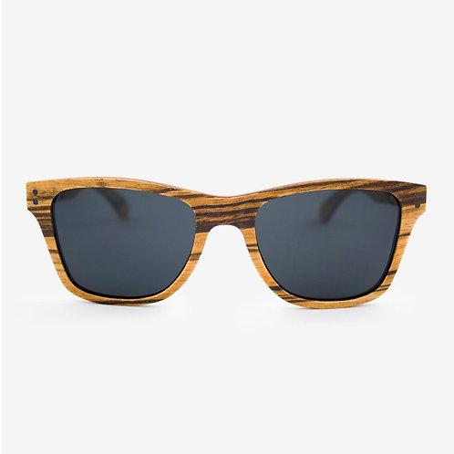 Delray - Wood Sunglasses