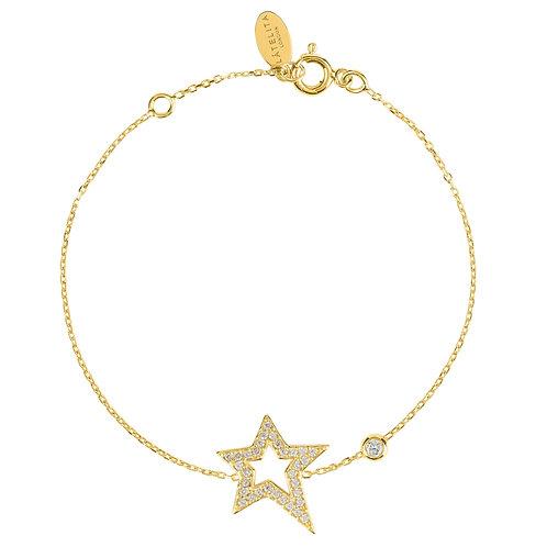 Open Star Bracelet