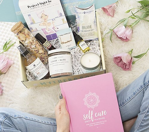 Monthly Self Care Box
