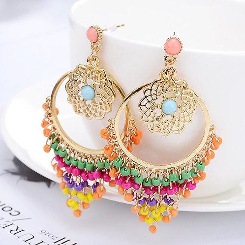 Vintage Style Bohemian Earring