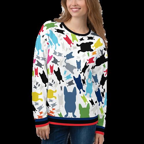 Happy Terrazzo Sweatshirt