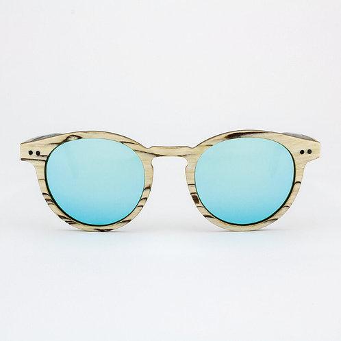 Marion - Wood Sunglasses