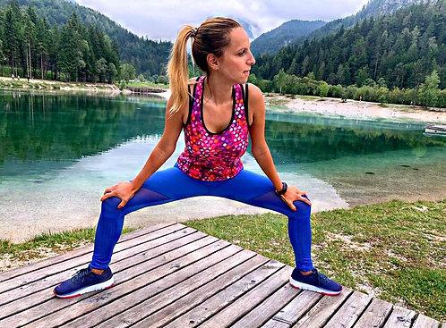 Yoga, Nutrition and Meditation with Kaja Travnik