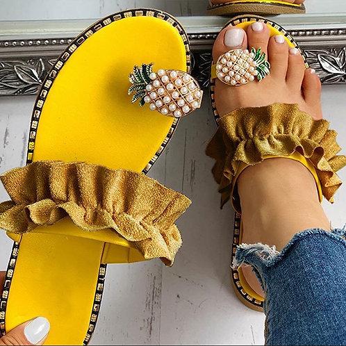 Pineapple Slipper