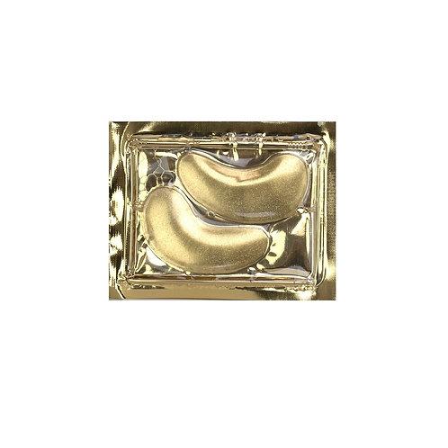 24K Gold Eye Mask-12 Count