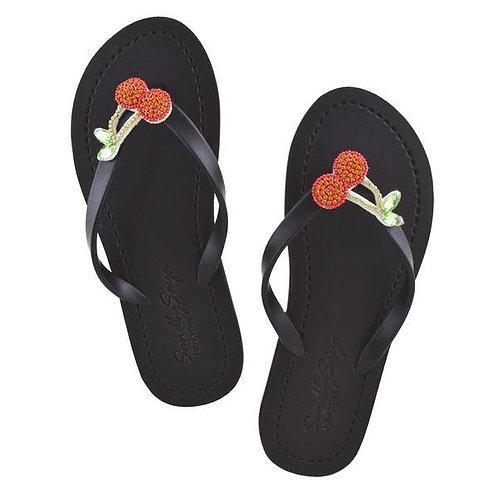 Cherry - Women's Flat Sandal