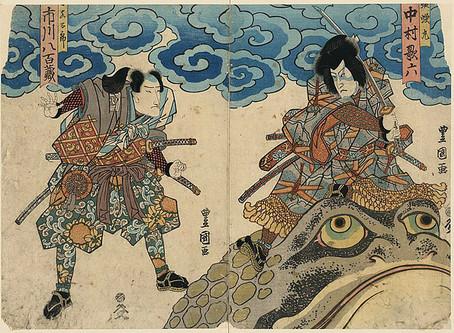 Ancient Warrior Diets: Ninjas from Medieval Japan