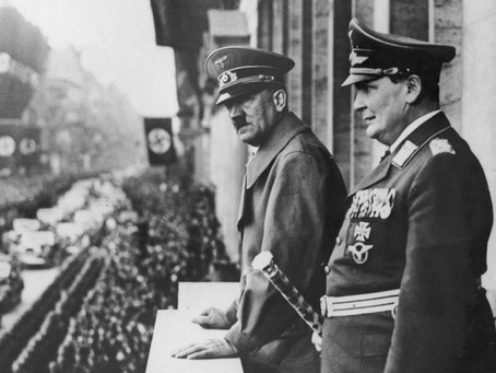 Hitler And The Secret 'Margarine Whale' Plan