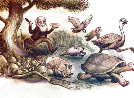 Charles Darwin and the Glutton Club