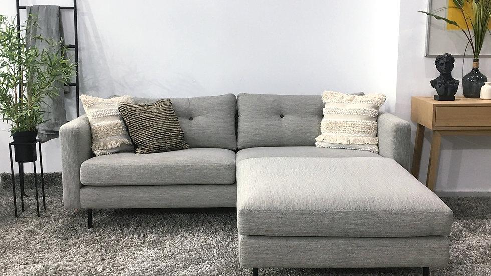 Γωνιακος καναπές Αρετη 2.05Χ1.80