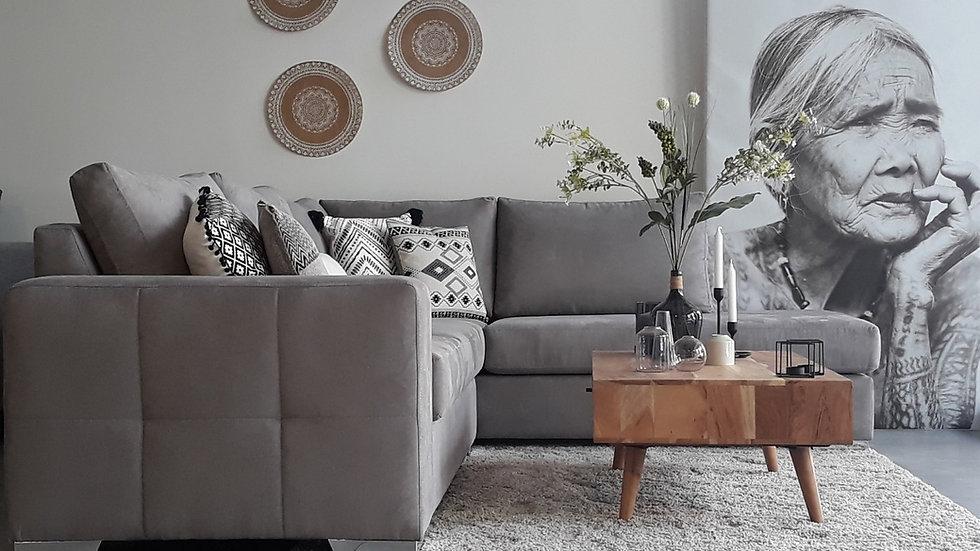 Γωνιακός καναπές Ίκαρος 2.70X2.00