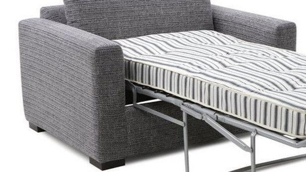 Πολυθρόνα κρεβάτι Τηλέμαχος 1.20x0.90