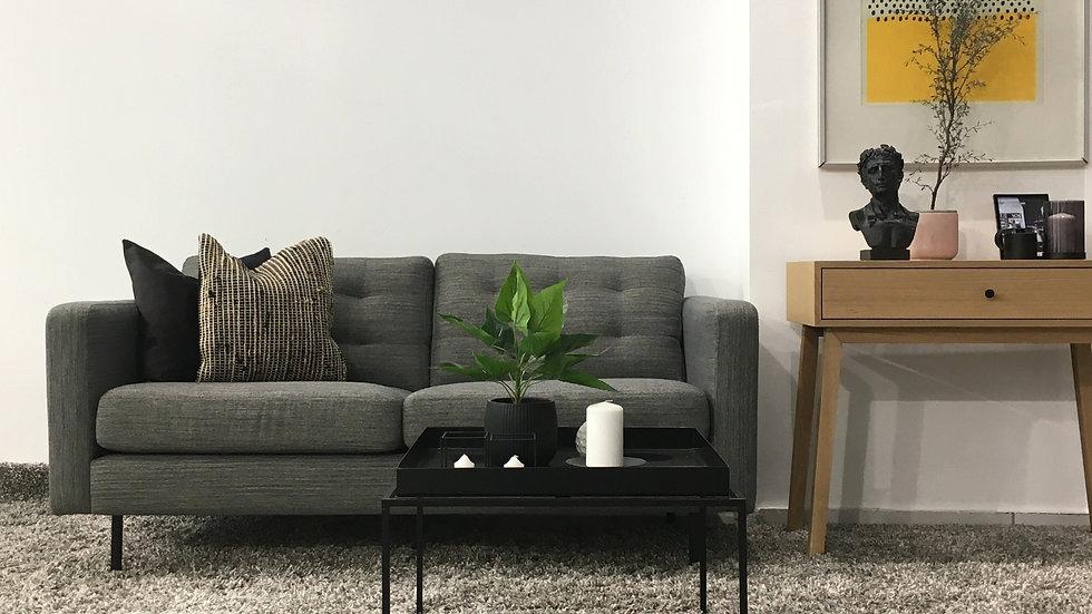 Διθεσιος καναπές Περσεφονη 1.60Χ0.90