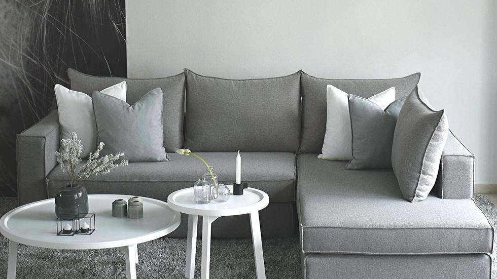 Γωνιακός καναπές Βανέσσα 2.50x1.90