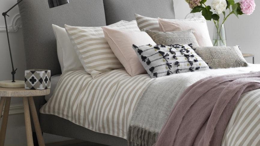 Κρεβάτι διπλό Ηλέκτρα+στρωμα 1.60x200