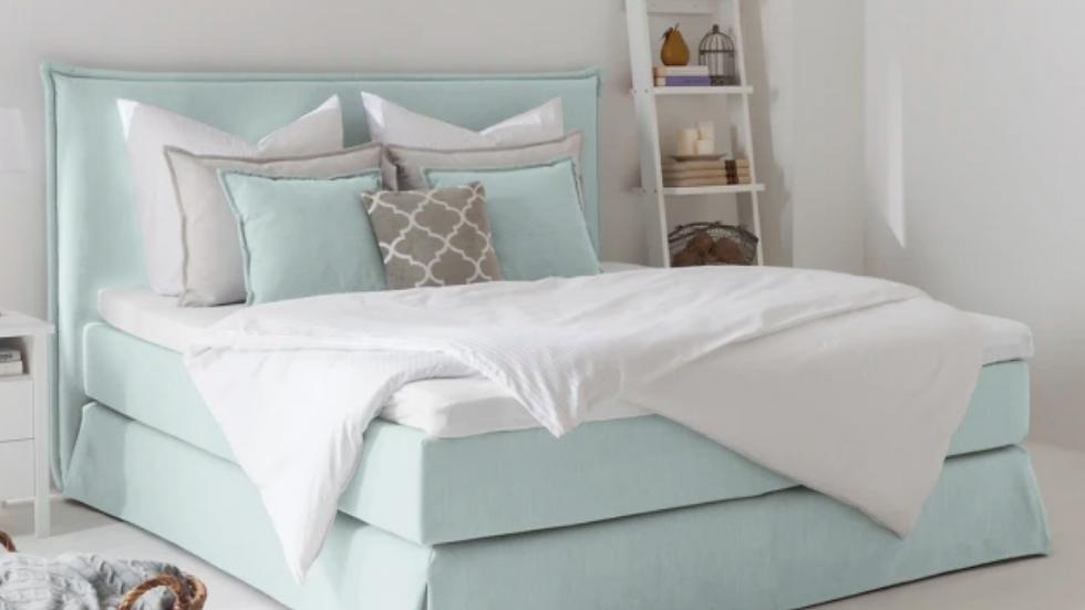 Κρεβάτι Ιοκάστη + ορθοπεδικο στρωμα 1.60 x2.00
