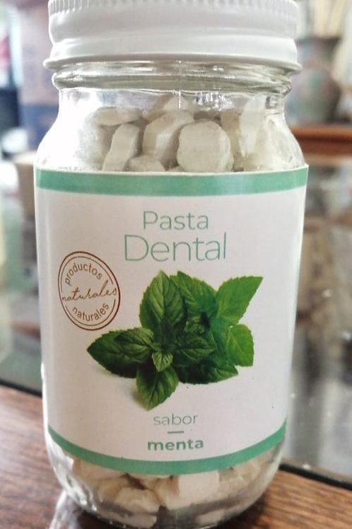Pastilla Dental Frasco Grande