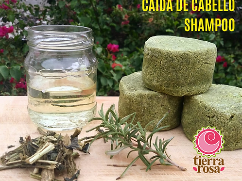 Shampoo sólido Caida de Cabello