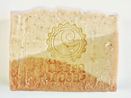 Jabón de avena y miel