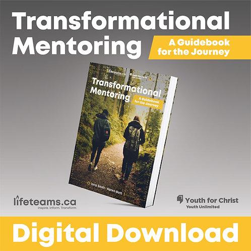 Transformational Mentoring - DIGITAL DOWNLOAD