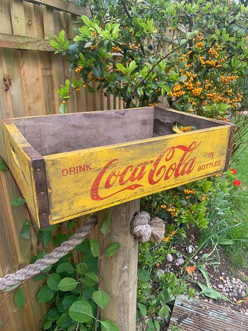 Coke trough