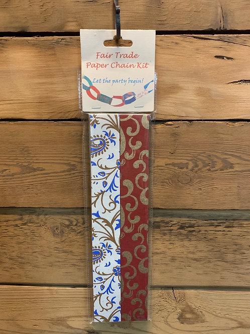 Fair Trade Paper Chain Kit
