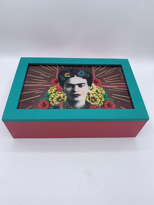Frida Kahlo compartment box