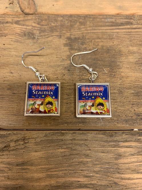 Haribo earrings