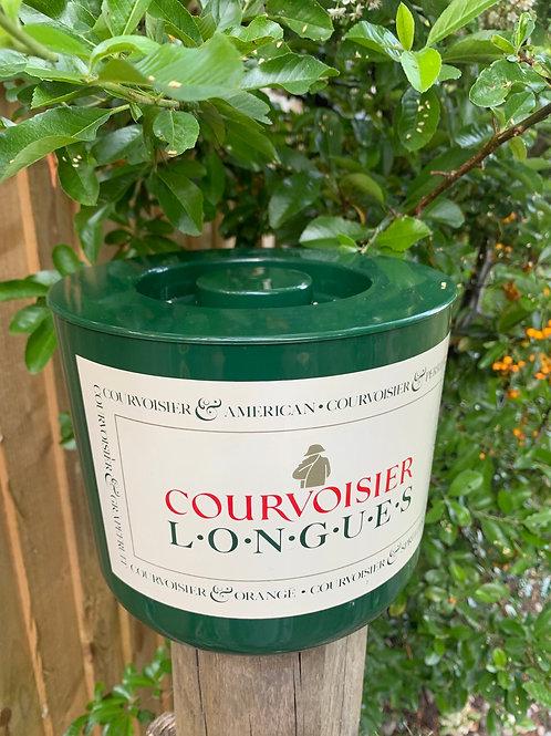 Vintage Courvoisier ice bucket