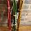 Thumbnail: Green bamboo sticks x 6