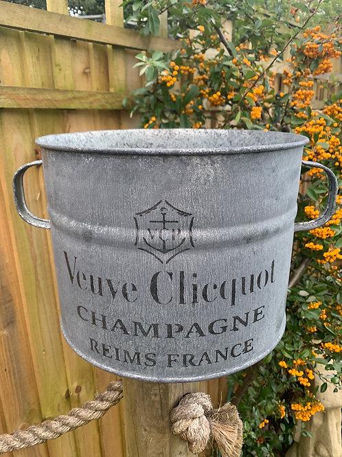 Medium Veuve Clicquot bucket