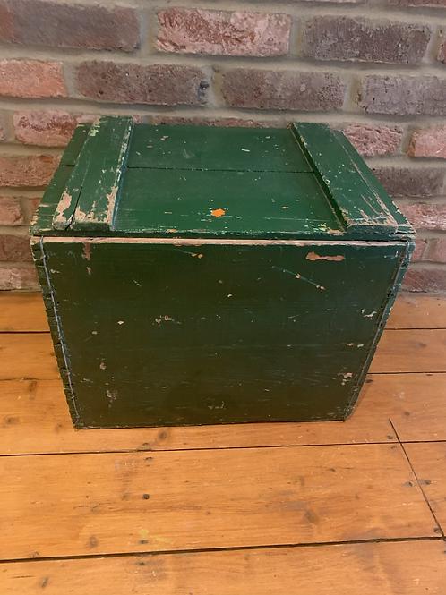 Vintage trunk box