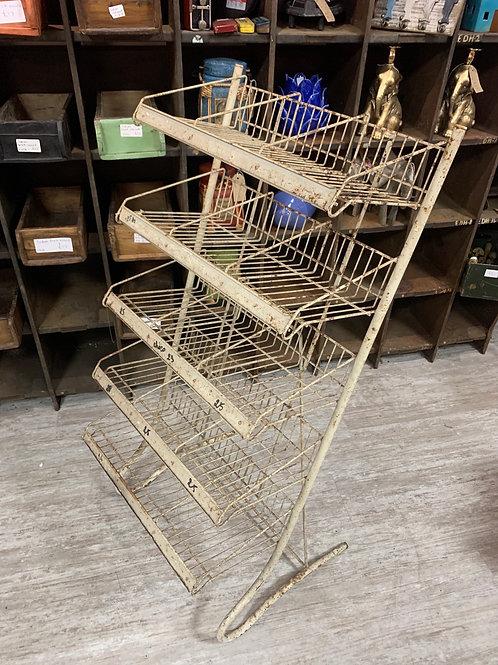 1950's display rack
