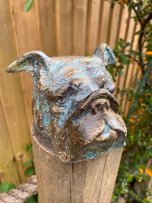 Bull Dog ornament or doorstop