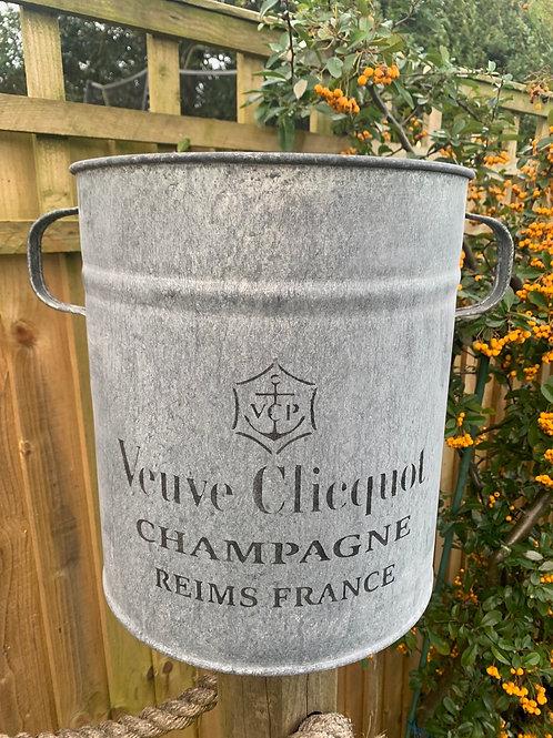 Large Veuve Clicquot bucket