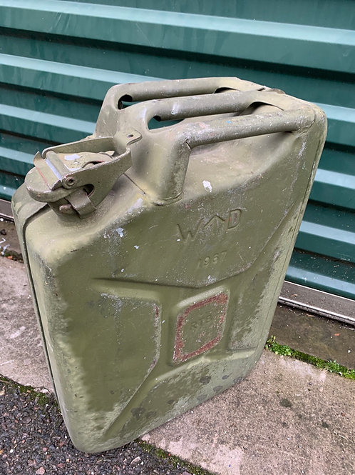 1967 military Jerry can