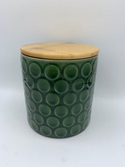 Ceramic caddy