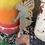 Thumbnail: Rustic fairy garden decor