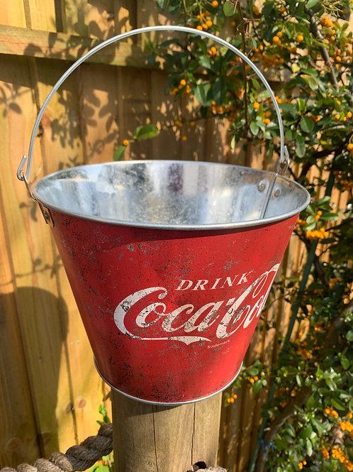Coke bucket