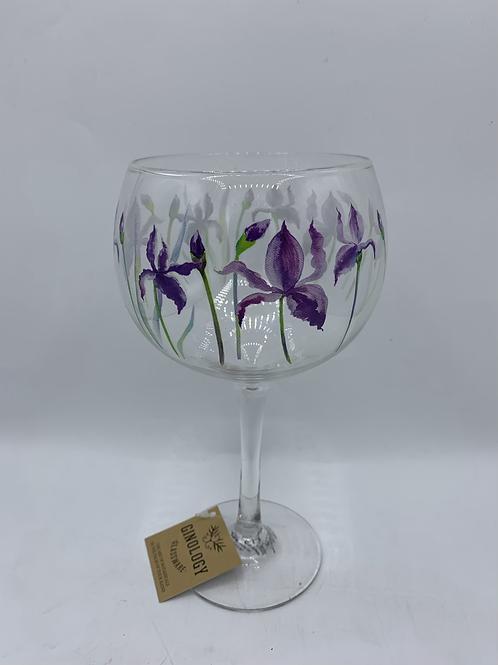 Iris Gin glass