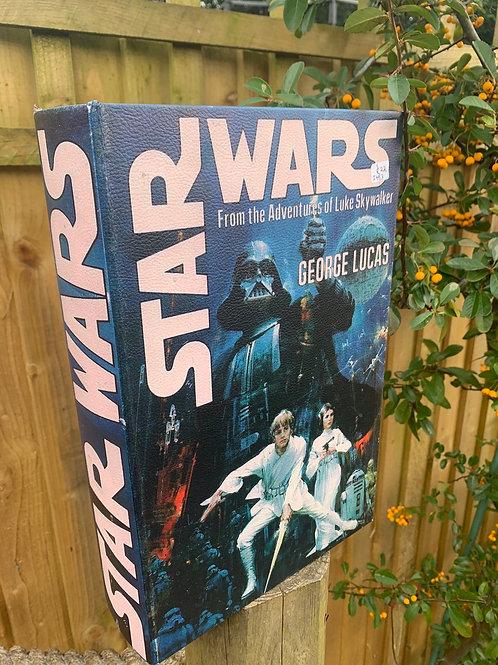 Large Star Wars book storage box