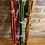 Thumbnail: Red bamboo sticks