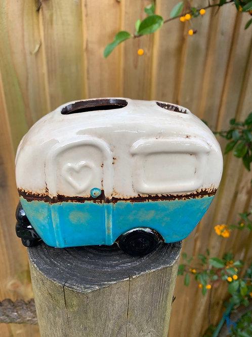 Caravan stationary pot