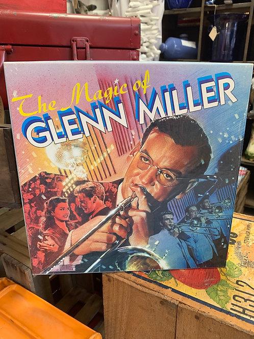 Original Glen Miller unused 8 vinyl box set